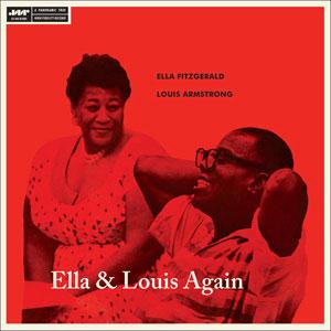 FITZGERALD, ELLA & LOUIS – ELLA & LOUIS AGAIN (LP)