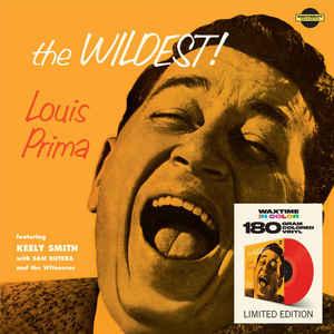 PRIMA, LOUIS – WIDEST (LP)