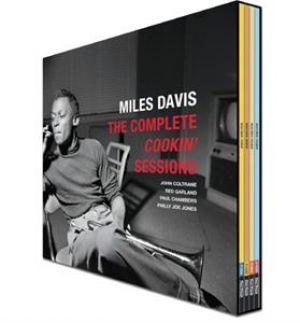 DAVIS, MILES – COMPLETE COOKIN' SESSIONS (4xLP)