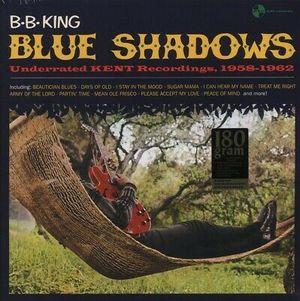 KING, B.B. – BLUE SHADOWS (LP)