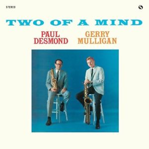 DESMOND, PAUL/GERRY MULLI – TWO OF A MIND (LP)