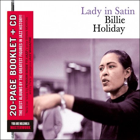 HOLIDAY, BILLIE – LADY IN SATIN (CD)
