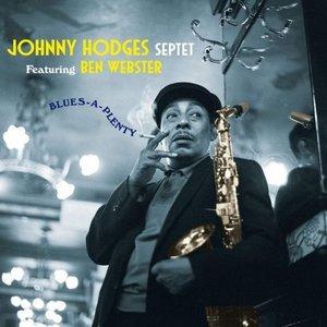 HODGES, JOHNNY – BLUES-A-PLENTY (LP)