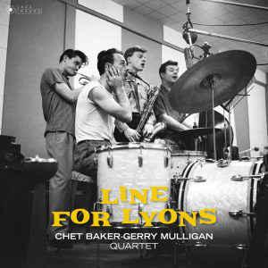 BAKER, CHET & GERRY MULLI – LINE FOR LYONS (LP)