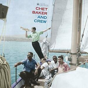 BAKER, CHET – AND CREW (LP)
