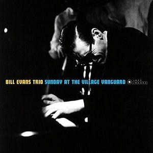 EVANS, BILL -TRIO- – SUNDAY AT THE VILLAGE VANGUARD (LP)