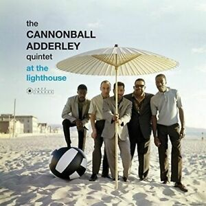 ADDERLEY, CANNONBALL -QUINTET- – AT THE LIGHTHOUSE (LP)