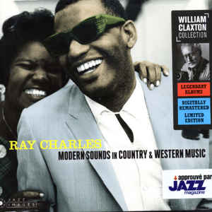 CHARLES, RAY MODERN SOUNDS IN COUNTRY & WESTERN MUSIC CD –  (CD)