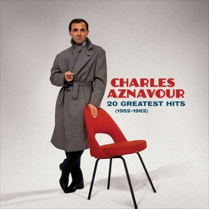 AZNAVOUR, CHARLES – 20 GREATEST HITS (1952-1962) (LP)