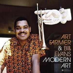 FARMER, ART & BILL EVANS – MODERN ART (LP)