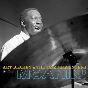 BLAKEY, ART & THE JAZZ ME – MOANIN' (LP)