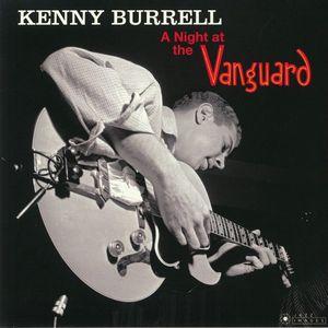 BURRELL, KENNY – A NIGHT AT THE VANGUARD (LP)