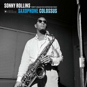 ROLLINS, SONNY – SAXOPHONE COLOSSUS (LP)