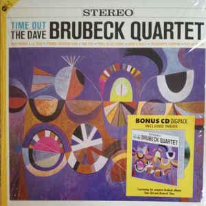 BRUBECK, DAVE -QUARTET- – TIME OUT (2xLP)