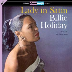 HOLIDAY, BILLIE – LADY IN SATIN (2xLP)