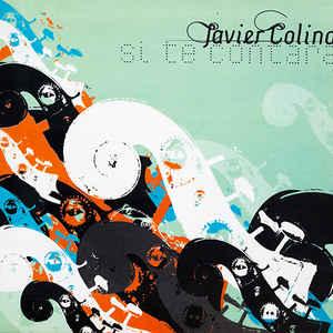 JAVIER COLINA SI TE CONTARA CD 20618 –  (CD)