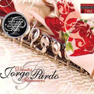 PARDO, JORGE VIENTOS FLAMENCOS CD 105001 –  (CD)