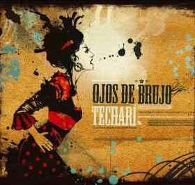 OJOS DE BRUJO – TECHARI (CD)