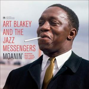 BLAKEY, ART & JAZZ MESSEN – MOANIN (LP)