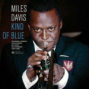DAVIS, MILES – KIND OF BLUE (LP)