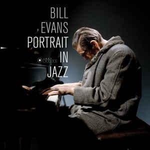 EVANS, BILL – PORTRAIT IN JAZZ (LP)