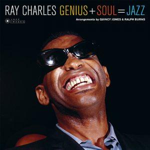 CHARLES, RAY – GENIUS + SOUL  JAZZ (LP)