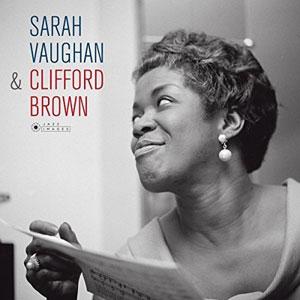 VAUGHAN, SARAH – WITH CLIFFORD BROWN (LP)