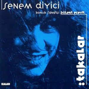 SENEM DIYICI :TAKALAR CD KALAN –  (CD)