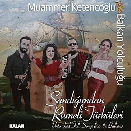 KETENCOGLU, MUAMMER UNTOUCHED FOLK SONGS FROM THE BALKANS CD –  (CD)