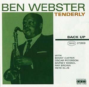 WEBSTER, BEN TENDERLY CD  BACKU 73113 –  (CD)