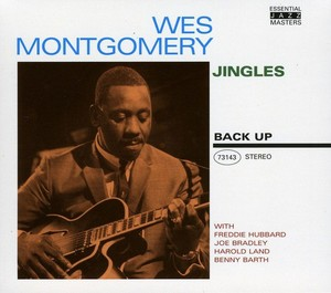 MONTGOMERY, WES JINGLES CD  BACKU 73143 –  (CD)
