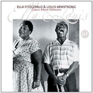 FITZGERALD, ELLA & LOUIS – CLASSIC ALBUM COLLECTION (3xLP)