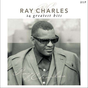 CHARLES, RAY – 24 GREATEST HITS (2xLP)