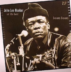HOOKER, JOHN LEE – BOOM BOOM:AT HIS BEST (2xLP)
