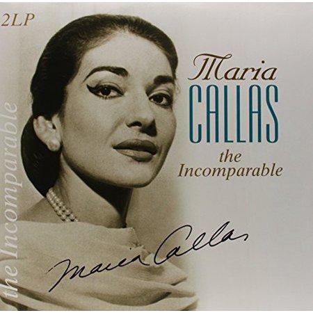 CALLAS, MARIA – INCOMPARABLE (2xLP)