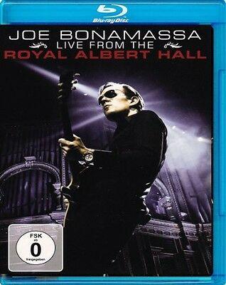 BONAMASSA, JOE – LIVE FROM THE ROYAL ALBERT HALL (BLRY)
