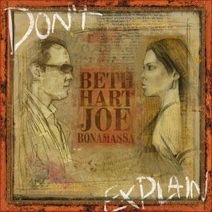 HART, BETH & JOE BONAMASS – DON'T EXPLAIN (LP)
