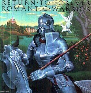 RETURN TO FOREVER – ROMANTIC WARRIOR (LP)