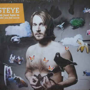 """STEYE I""""M JUST HERE TO MAKE YOU FEEL WARM CD –  (CD)"""