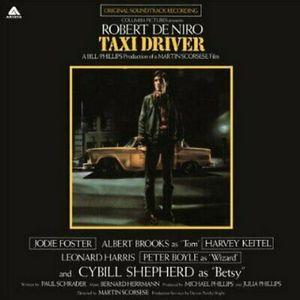 OST – TAXI DRIVER (LP)