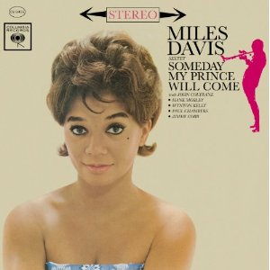 DAVIS, MILES – SOMEDAY MY PRINCE WILL COME (LP)