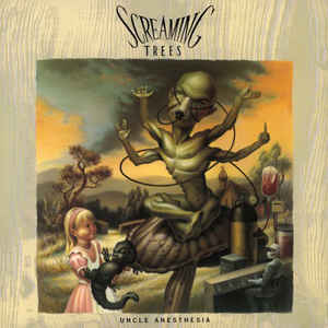 SCREAMING TREES – UNCLE ANESTHESIA (LP)