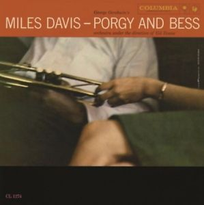 DAVIS, MILES – PORGY & BESS (LP)