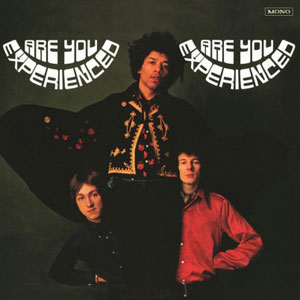 HENDRIX, JIMI -EXPERIENCE – ARE YOU EXPERIENCED (LP)