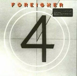 FOREIGNER – 4 (LP)
