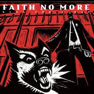 FAITH NO MORE – KING FOR A DAY (2xLP)