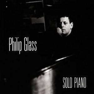 GLASS, PHILIP – SOLO PIANO (LP)