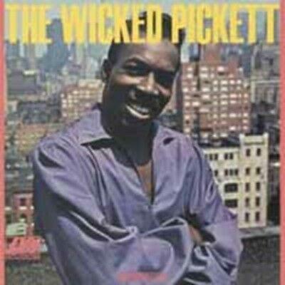 PICKETT, WILSON – WICKED PICKETT (LP)