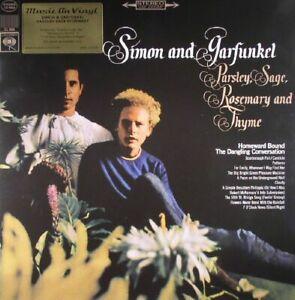 SIMON & GARFUNKEL PARSLEY SAGE ROSEMARY & T LP  MOV 1325 –  (LP)