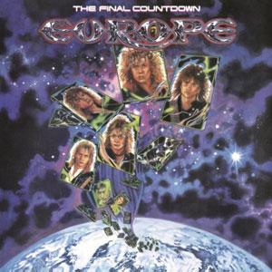 EUROPE – FINAL COUNTDOWN (LP)